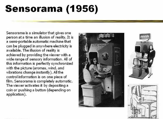 Sensorama 1956 года